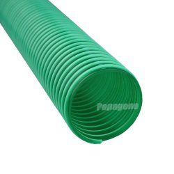 La ventilation du fil en acier en PVC souple du tuyau de conduit