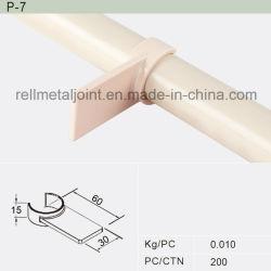 Пластиковые трубы для монтажа в стойку в сборе (P-7)