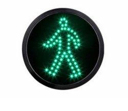 LED de 300 mm semáforo verde Venda Sinal pedestre