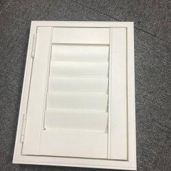 Moderne Populaire Window Blinds Plantation Shutter Componenten