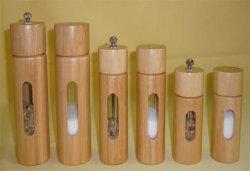 Moedor de pimenta moedor de especiarias Manual Moinho de sal e pimenta
