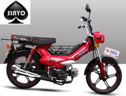 中国新モデルミニモペット