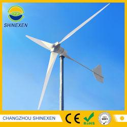 L'axe horizontal vent génératrice éolienne de 3kw