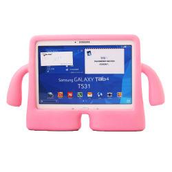 علبة الكمبيوتر اللوحي المقاومة للإسقاط Silicone الناعمة بالجملة لجهاز iPad Mini iPad2/3/4 iPad Air