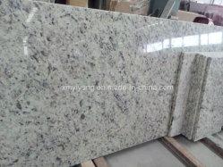 Piano in granito grigio/bianco/pietra piastrelle piano di taglio a misura per cucina/bagno