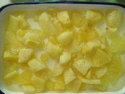 Pineapple in scatola In Sciroppo leggero 567g