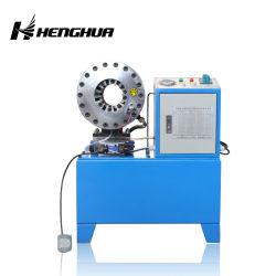 Cer-hohe Presision kundenspezifische spätester hydraulischer Schlauch-quetschverbindenmaschine/Bördelmaschine mit Arbeitsstabilität kein Rütteln und Blocken