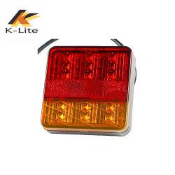 Accessoires de voiture d'E-MARK Queue lumière LED Lampe à LED pour le camion (LT118)