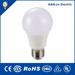 Estilo incandescente regulable CE UL Saso el ahorro de energía 9W Bombilla LED 7W Fabricado en China para el hogar y de negocios de la iluminación interior de la mejor fábrica de distribuidor