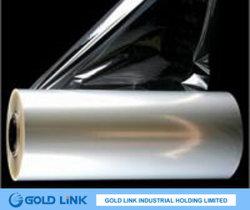 Estático transparente de PVC film autoadhesivo etiqueta