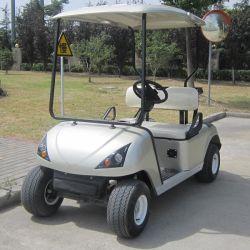 Commerce de gros d'usine de 2 sièges Golf kart électrique pour la vente (DG-C2)