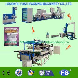 PS, утвержденном CE контейнер для продуктов питания из пеноматериала производственной линии