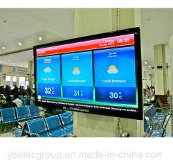 TV LCD Full HD Yashi Montage mural pour écran LCD de la publicité