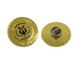 Сувенирные пункт Custom металлический значок с логотипом компании