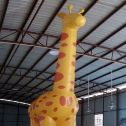 Più nuovo modello animale gonfiabile di pubblicità bello per il giardino zoologico