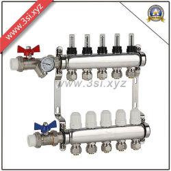 Гидравлический сепаратор для отопления полов (YZF-M403)
