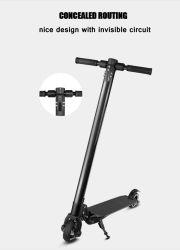 Balanceamento de eléctrico Scooter Skate Elétrico Dobrável Eléctrico de 6 polegadas em fibra de carbono leve Hoverboard bicicleta eléctrica