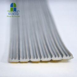 Tipo autoadesivo isolamento acustico anticollisione di E della gomma piuma della striscia EPDM della guarnizione della striscia di gomma di sigillamento per i portelli e Windows
