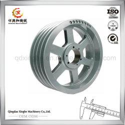 Polea de fundición de acero de OEM de ruedas para Auto Parts