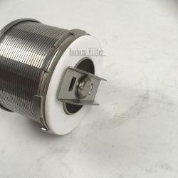 304 316 SS-Filterdeckel für betätigten Kohlenstoffgehäusefilter