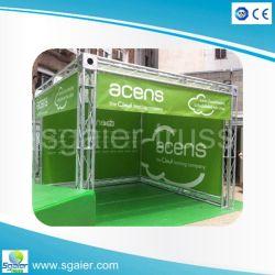 Booth Exposições Exposições Exposição Estática Exibir