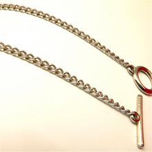 La mode des pantalons de Chaîne en métal de la chaîne de vêtement