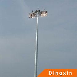 15m 18m 20m 21m 25m 28m 30m 35m LED 高 Plaza で使用するマスト照明