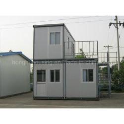 Модульный сборных домов моды контейнер на место для Вилла