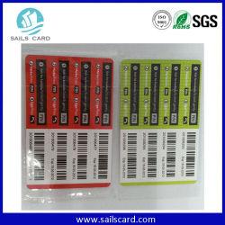La broche de papier multiples Scratch Carte d'appel de la carte de téléphone