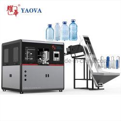 2-cavité Yaova 3000ml Bouteille en plastique PET entièrement automatique Machine de moulage par soufflage de soufflage