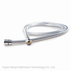 Гибкий ручной душ. разъем трубки подачи воды из нержавеющей стали