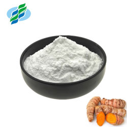 白く良い粉のクルクミンのエキス98% Tetrahydrocurcumin