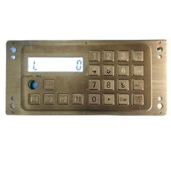 Tastiera orizzontale del metallo di Ecotec da vendere