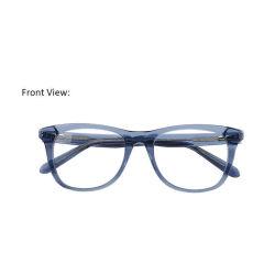 Form-Azetat bereiten runde Eyewear optische Brille-Rahmen-Mann-Augen-Glas-Rahmen Waren vor