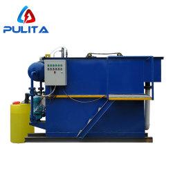 Tratamento de águas residuais de fabricantes de flotação de ar dissolvido Tratamento Daf