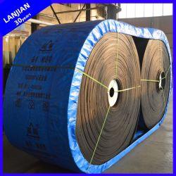 Cordon d'acier Tear-Resistant Heavy Duty courroies en caoutchouc certifiés ISO de la courroie du convoyeur