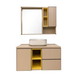 Governo di stanza da bagno domestico moderno della mobilia di disegno di modo con il lavabo