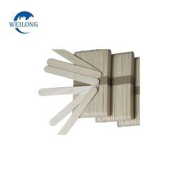 Tamanho adulto Depressor da Lingueta de madeira estéreis para uso médico