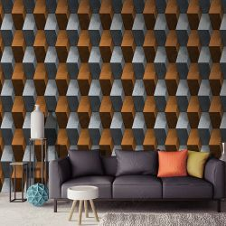 [بفك] [وتبرووف] [3د] [ولّ ببر] [بويلدينغ متريل] ورق جدار لأنّ زخرفة بيتيّة