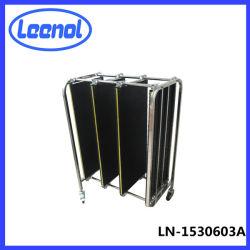 PCB용 맞춤형 ESD PCB 트롤리 돌리 카트 핫 셀링 홀더 LN-1530605 삽입
