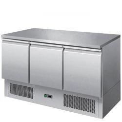 Охлажденных Подготовка счетчика охладитель морозильной камере рабочая таблица холодильник
