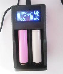 두 배 리튬 및 USB를 가진 AA/AAA Ni MH 전지 Li 이온 배터리 충전기 충전기