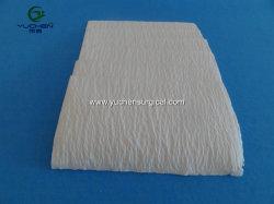 Lado absorvente médicos descartáveis toalhas de papel para embalagens cirúrgico