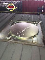 Contenedor de envío de piezas de 20Ft High Cube Palletwide Bulkers Mampara escotillas de techo