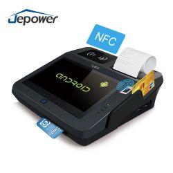 Jp762un lector de tarjetas de banco de la plataforma Android POS con certificación de EMV