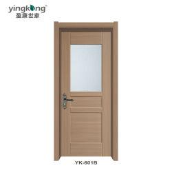 WPC à prova de salas de sauna Portas com preço barato interior da estrutura