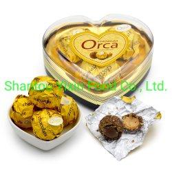Cioccolato dell'imballaggio della casella di figura del cuore della FDA