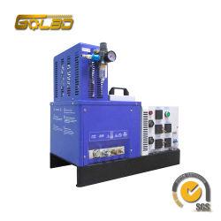 8 litro de recubrimiento de adhesivo hot melt Glue máquina