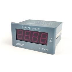 Dp3 발광 다이오드 표시 디지털 AC 전압계 220V