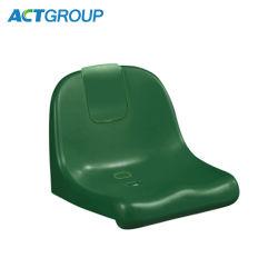 Montaje simple silla de la cuchara de plástico de inyección de PP de los asientos del estadio